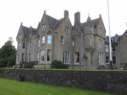 Wonderful country manor hotel