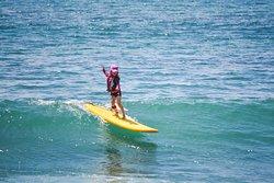 La Bocana Surf School
