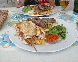 Kroko City Food