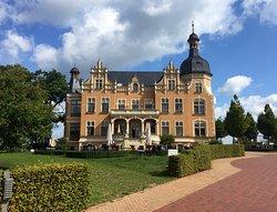 Villa am Bernsteinsee