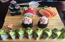 Sushi Tanuki