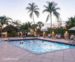 The Pool at the Hampton Inn Key Largo