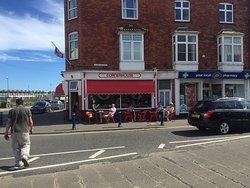 Corner House Coffee shop