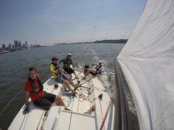 ONE°15 Brooklyn Sail Club