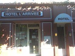 Hotel de l'Arrivee