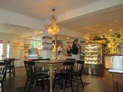 Oregrunds Hembageri Kafe Wilma
