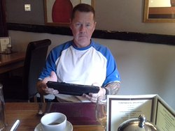 Companion for breakfast free wifi