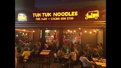 Tuk Tuk Noodles