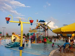 The Lions Club Aquatics Park