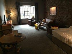 Lovely hotel.