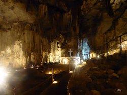 Melidoni cave