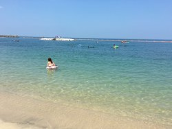 Futami Seaside Park Beach
