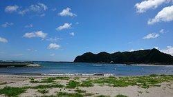 Okitsu Beach