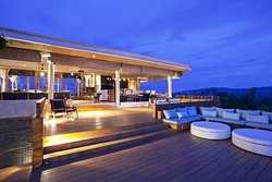 SALA Khaoyai Resort's Hilltop restaurant