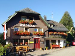 Cafe Restaurant Waldblick