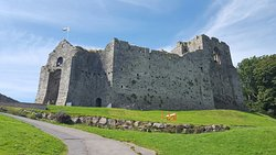 ‪Oystermouth Castle‬
