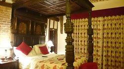Tudor room.