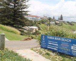 Main Beach Yamba