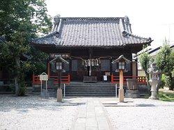 Sachinomiya Shrine
