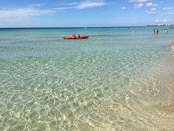 Spiaggia di Punta Prosciuto