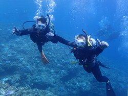 Heichao Dive in Okinawa
