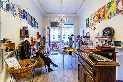 Sowjetische Galerie & Cafe