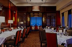 Bull & Bear Steakhouse at Waldorf Astoria Orlando
