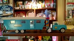 Visit the Antique Shoppe Thursday, Fridays, and Saturdays, 11 AM to 6 PM