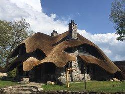 Mushroom House Tours of Charlevoix