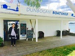 Dunbogan Boat Shed