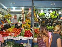Mercado Central Abastos de Ceuta