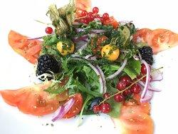 starter salade