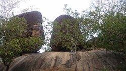 Vessagiriya Ruins