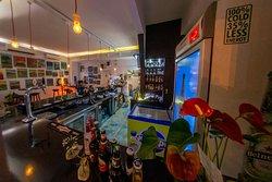 Gallery Cafe Bar Art