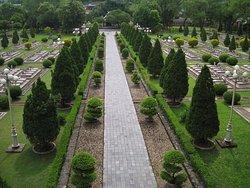 Dien Bien Phu Military Cemetery