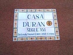 Casa Duran