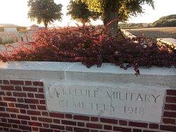 La Kreule Military Cemetery