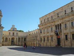 Cattedrale di Lecce - La Cripta