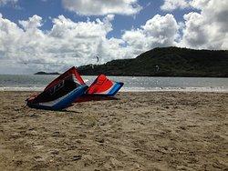 Kitesurfing St Lucia