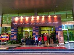 Balai Sidang Jakarta Convention Center