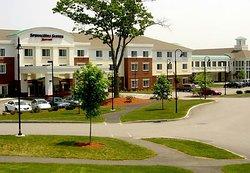 SpringHill Suites Devens Common Center
