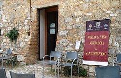 Museo del Vino Vernaccia di San Gimignano