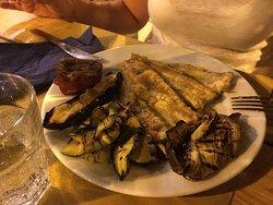 Piatti della dieta mediterranea