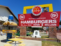 Original McDonald's Site and Museum