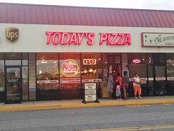 Today's Pizza & Italian Restaurant