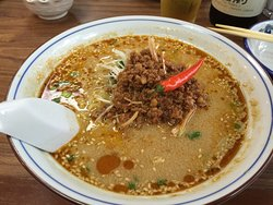 sesame ramen, my favorit