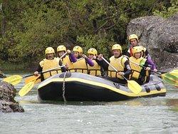 Greek Adventure Rafting Aliakmonas