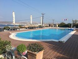 Best hotel in Milos