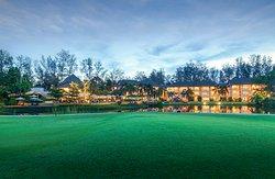 โรงแรมลากูน่า ภูเก็ต ฮอลิเดย์ เรสซิเดนซ์