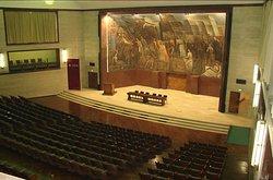 Aula Magna dell'Universita La Sapienza